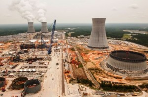 Vogtle-construction